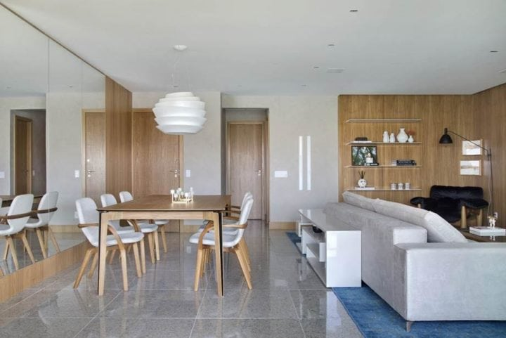Leila Dionizios com projeto aconchegante e moderno
