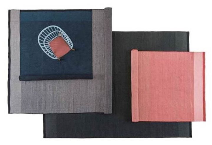 Collectania tapetes outdoor, criação do estúdio Doshi Levien para a Kettal