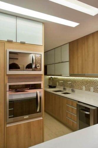 Cozinha Todeschini projetada por Bianca da Hora