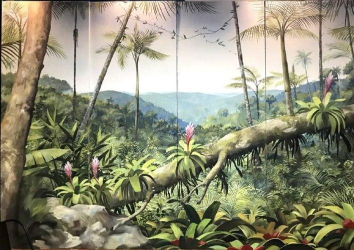Aclamação à Natureza de Jeffer Zion