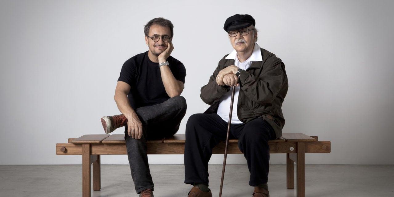 Reedições inéditas de Sergio Rodrigues na Feira de Milão