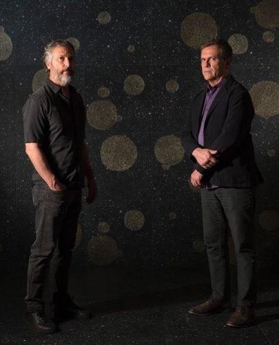 Noites estreladas e cinema inspiram coleção dos Irmãos Campana para marca de revestimentos cerâmicos.. Matéria no blog Conexão Décor