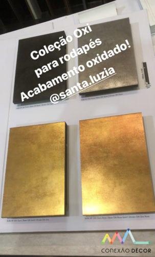 linha oxi da Santa Luzia