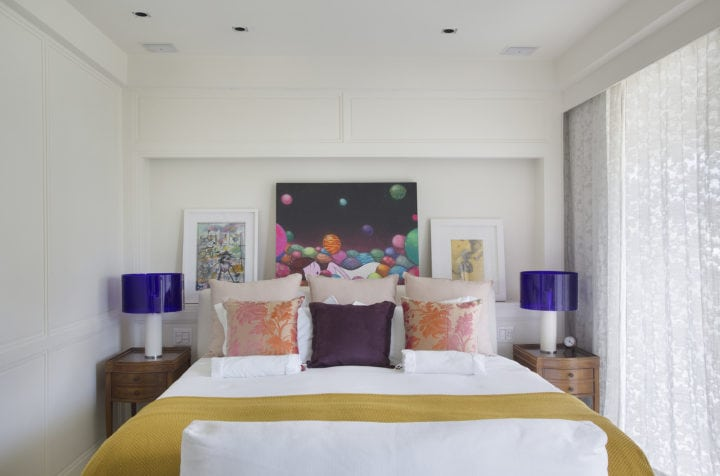 suite do apartamento-na-Lagoa-assinado-pelo-arquiteto-FRANCISCO-VIANA