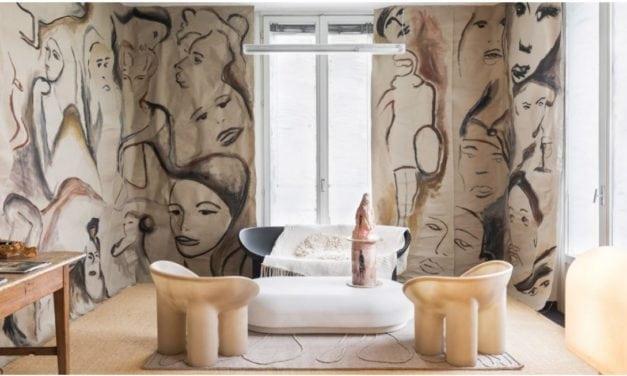 Quartel-General da Vogue preparada para Design Week Milão