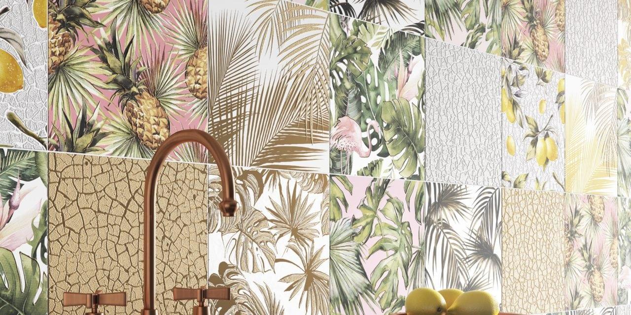 Urban Jungle by Eliane Revestimentos