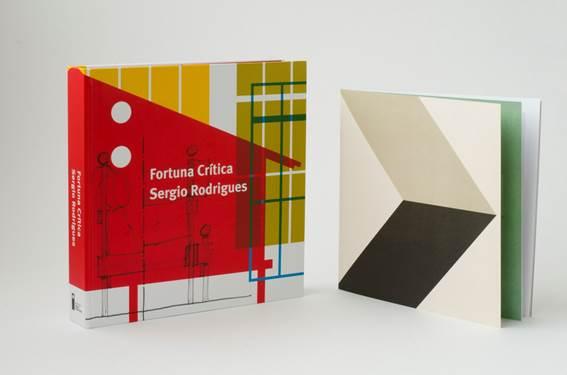 Lançamento do livro de Sérgio Rodrigues revela outra face do arquiteto