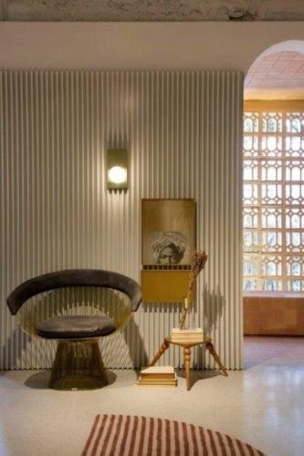 CASACOR SP: Ambiente Léo Shehtman, Casa dos arcos. Arcos para a passagem da varanda.