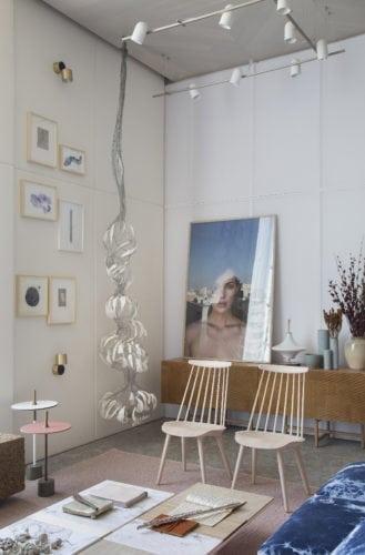 Sala intima Toki de Juliana Pippi para casacor sp