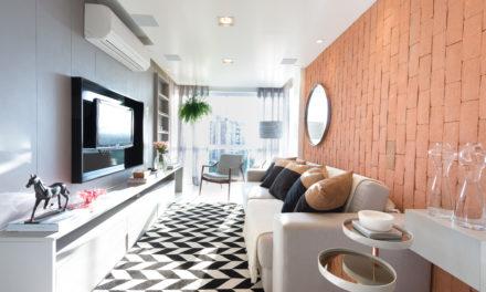 Ambientes integrados transformam o loft