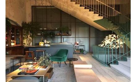 TRiART assina a Cozinha Matriz destacando a construção original do Jockey, na CasaCor SP