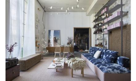 Arquiteta catarinense Juliana Pippi assina a sala íntima Toki na CasaCor SP