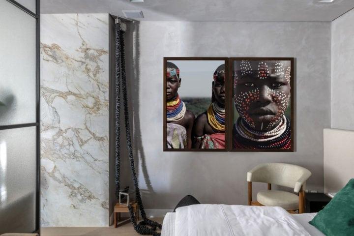 quarto do estudio do executivo por Erica Salguero com foto de Renato Navarro para Casacor sp 2018