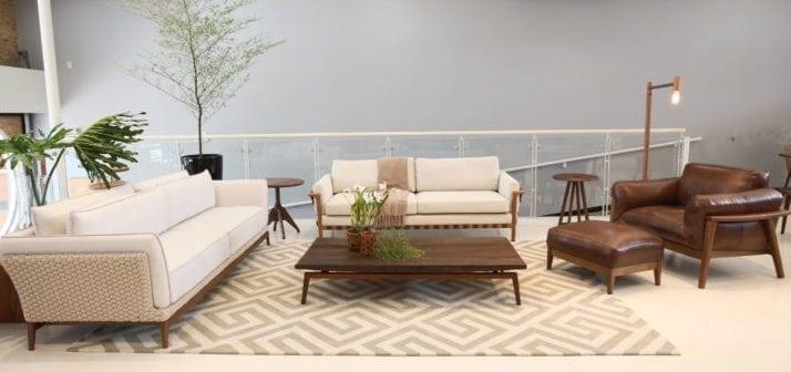 sofa e poltrona da brisa casa