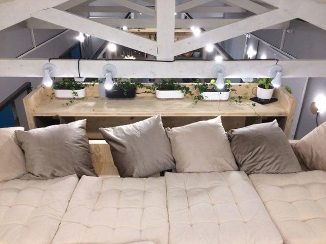 quarto da casa sustentável de larissa oliveira e gabriela lotufo, casa sustentável leroy Merlin para casa cor sp 2018