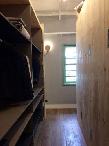 closet da casa sustentável de larissa oliveira e gabriela lotufo, casa sustentável leroy Merlin para casa cor sp 2018
