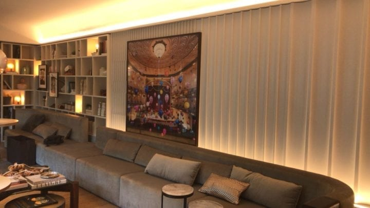 Ambiente de Mattar Tayar Arquitetura para CasaCor SP