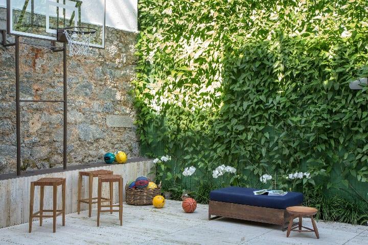 Projeto de paisagismo assinado por Anna Luiza Rothier para como montar seu jardim