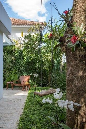 Projeto de paisagismo assinado por Anna Luiza Roithier - Jardim