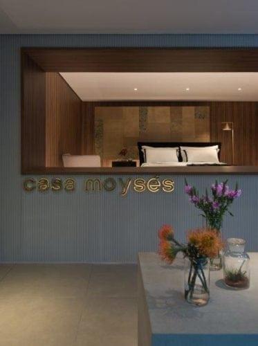Casa Moyses assinada por Studio 011 para Casacor SP
