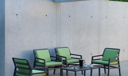 Nardi Itália chega ao Brasil como referência de mobiliário externo.