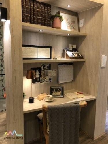 home office da casa sustentável da leroy merlin no casacor sp