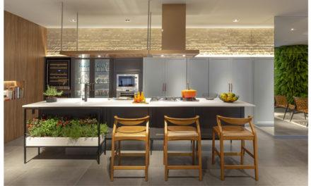 Stach Bordignon assina cozinha para encontros saborosos na CasaCor Santa Catarina