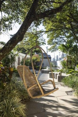Jardim de Luz da Plantar Idéias para CasaCor SP
