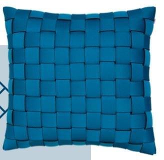 Almofada azul natural optimism da codex home
