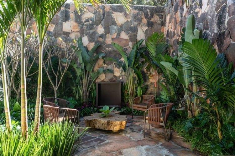 Jardim da tartuferia de bia abreu para casa cor sp com foto de Evelyn Muller