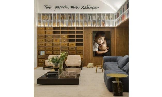 BC Arquitetos assina Home Familyna CASACOR São Paulo
