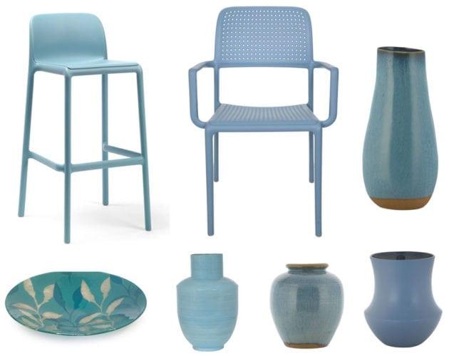 Cadeiras e adornos, da L´oeil natural optimism