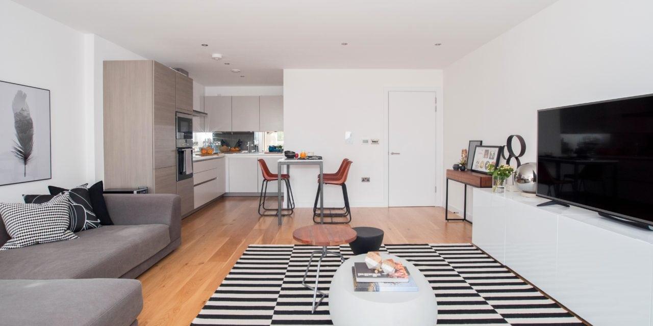 Arquitetas cariocas assinam o décor de apartamento em Londres.