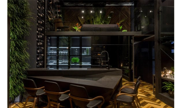 Elegância e sofisticação marcam Loft do Arquiteto na CasaCor SC