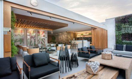 Bar Lounge CasaCor SP por CZHOTT Arquitetura