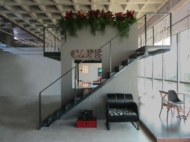 CAFÉ MORAR MAIS assinado por Rodrigo Rochet para o MORAR MAIS POR MENOS RIO 2018