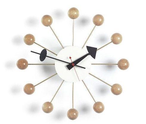 Ball Clock da VITRA assinado por George Nelson em 1948