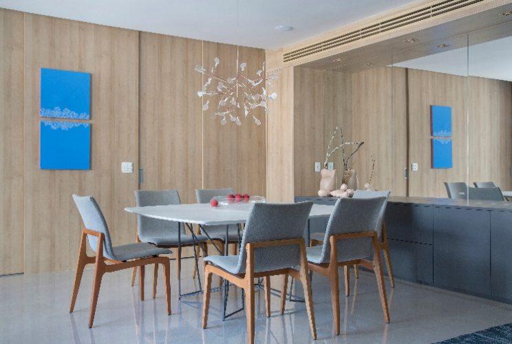 apartamento assinado por Leandro Neves e foto de Denilson Machado tendencias 2019