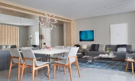 Apartamento moderno e atemporal do Studio Leandro Neves