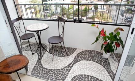 O delicado lar de uma carioca em São Paulo
