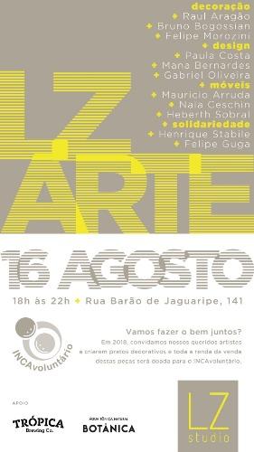convite da LZ Studio Arte