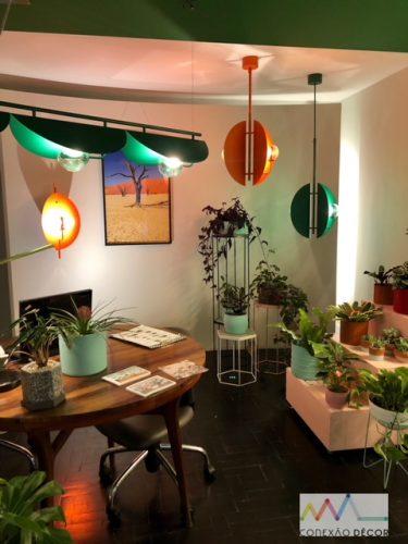 Design Week SP 2018. Coleção de luminárias Broto, do Estudio Nada Se Leva