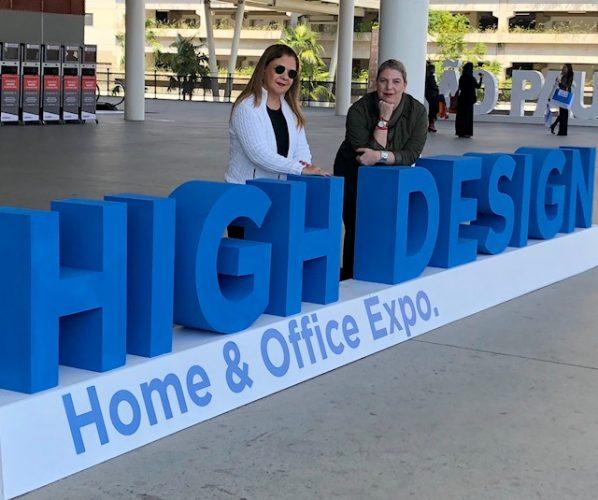 Conexão Décor na Design Week  2018 em São Paulo