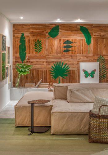 Suite Carioca assinada por Marcia Muller e Manu Muller para CasaCor Rio 2018