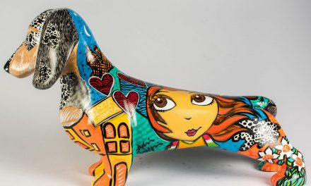 Exposição Dog.art entra em cartaz no Estação Cultura