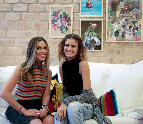 Anny e Laura do Studio Lz