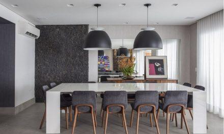 Urbanidade dá o tom para apartamento de família em SP