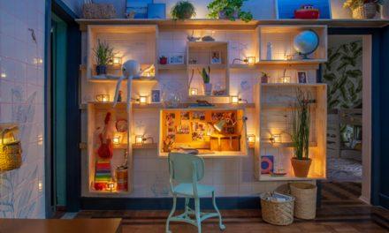 Lúdica, colorida e divertida: Mostra de decoração onde as crianças são protagonistas