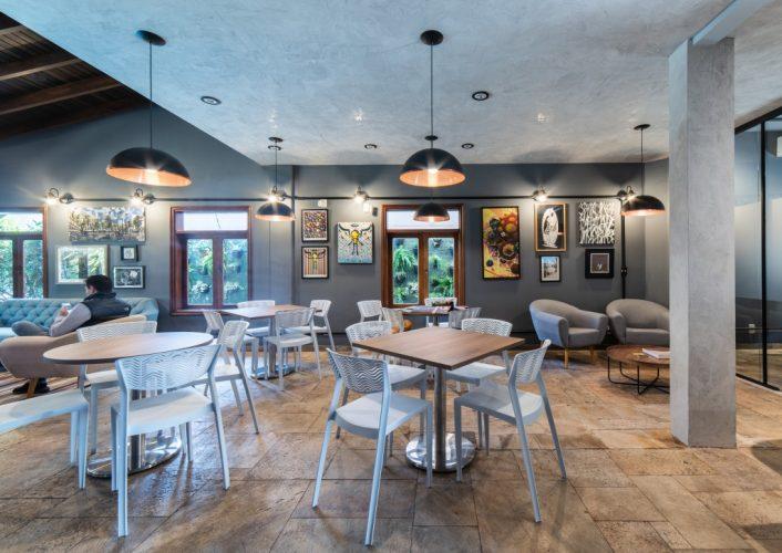 Sala do Soul Café e Coworking - Pietro Terlizzi