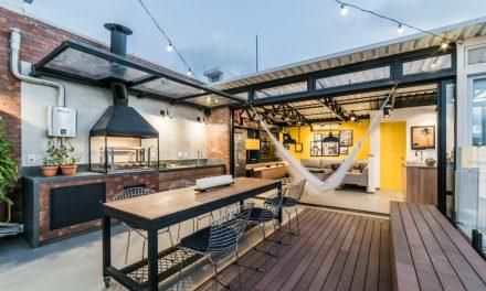 Duplex privilegia espaços de convivência da família